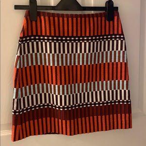 NWOT Anne Taylor patterned skirt